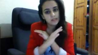 مغربية  تشن هجوم على البنات الفاسدات في المغرب