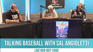 TALKING BASEBALL WITH SAL ANGIOLETTI  9 30 2020   30 September 2020   06 08 25 PM