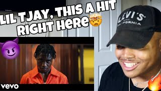 Lil Tjay - F.N (Official Video) REACTION   JessieT Tv