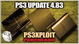PS3 Update 4.83 | PS3Xploit Parcheado | Cambios