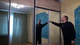 Комплексный ремонт квартиры 2016(Краткий видео обзор проведенного ремонта и изготовленной встроенной мебели и кухонного гарнитура по наши..., 2016-03-26T17:32:31.000Z)