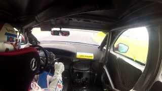 Jason Plato Snetterton Pole Lap
