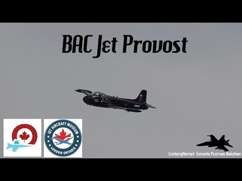 Airshow London 2016- BAC Jet Provost