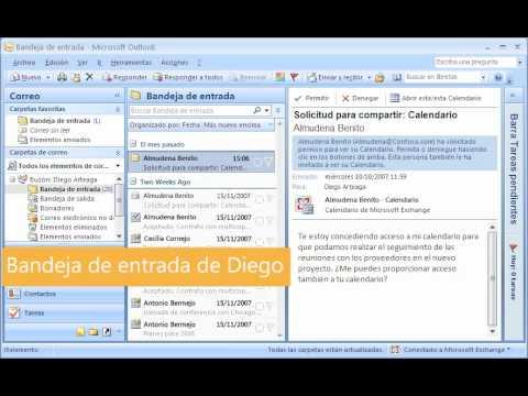 Calendario Outlook.Como Compartir Un Calendario Outlook Microsoft Office