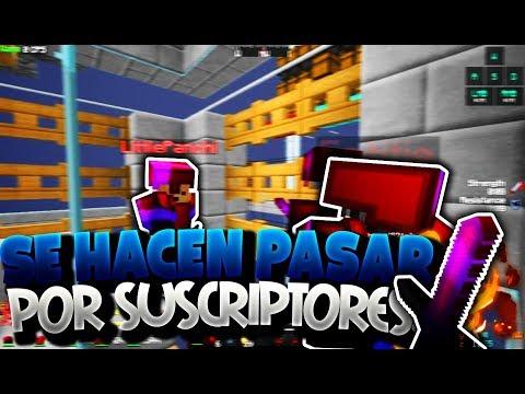SE HACEN PASAR POR SUSCRIPTORES Y ME MATAN! | Minecraft HCF