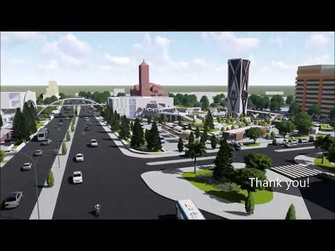 One central square transit hub chennai , Architecture Design Thesis 2018,IIT KHARAGPUR.