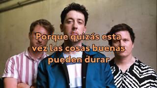 Cheetah Tongue - The Wombats (sub. español)