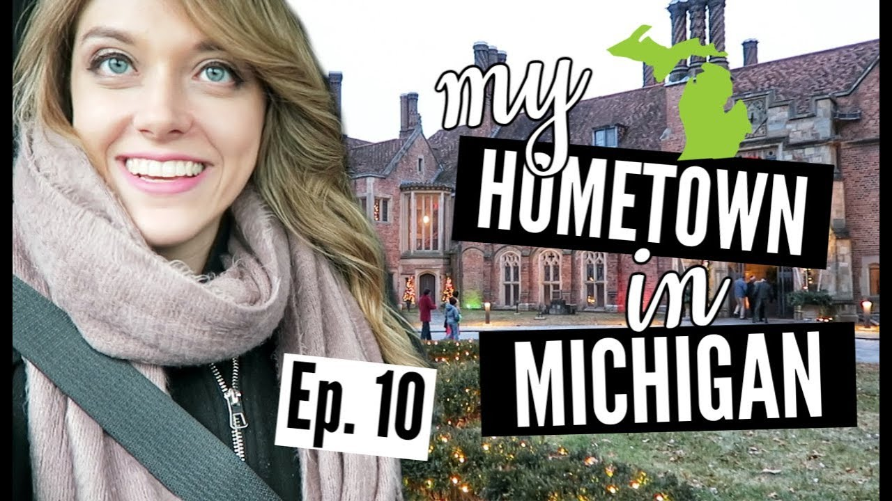 My Hometown in Michigan & A Turn of Events // Girl Abroad Ep.10