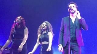 Sai che - Marco Mengoni live - Cirque Royal - Bruxelles 08/12/2016.