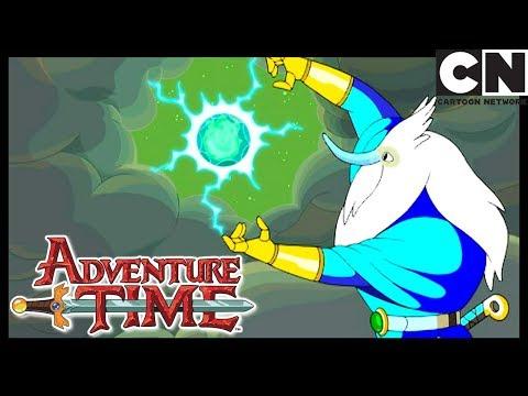 Время приключений | Вечнозелёный | Cartoon Network
