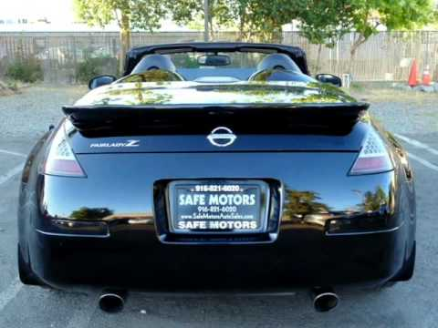 2004 Nissan 350z Convertible Roadster Low Mileage Super Clean