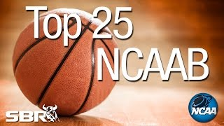 NCAA Basketball Betting: Spread Trends for the Top 25 Teams