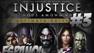 Injustice: Gods Among Us Ultimate Edition - Modo Historia - Capítulo 3 - Gameplay PC/PS4 - Español