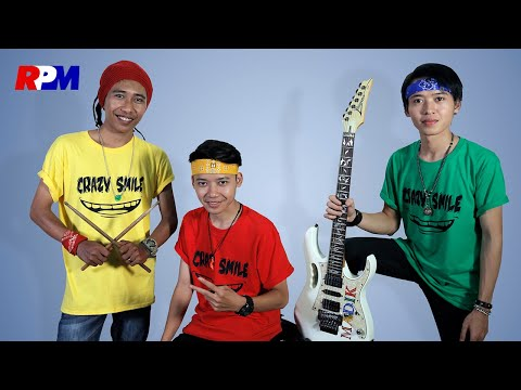 Crazy Smile - Astrea Bahagia (Official Music Video)