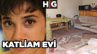 Pınar Gültekin'in Katledildiği Evin İçi Görüntülendi!