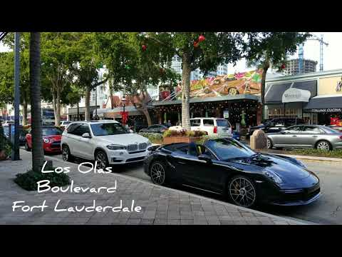 Exploring Pompano Beach and it's surrounding areas