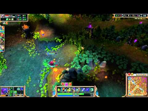League of Legends Let's Play [1080p HD] - Jax Jungle #11 - Ep. 35