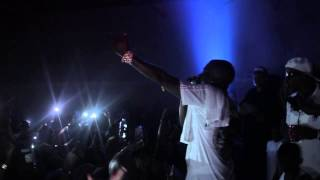 "Boosie Performs ""Fuck The Police"" in Lafayette LA"