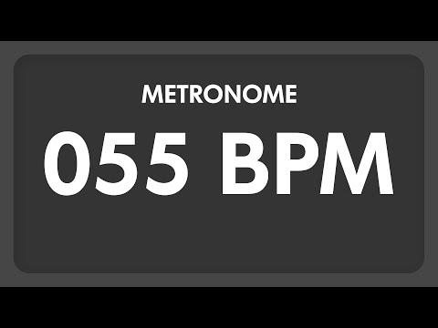 55 BPM - Metronome