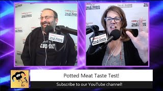 Show #25 - Potted Meat Taste Test, Birds on Planes & More