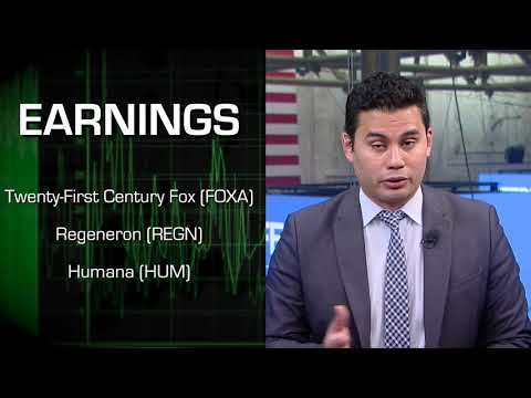 11/08: Stocks turn mixed ahead of earnings, Asia mostly rallies, SP500 in focus