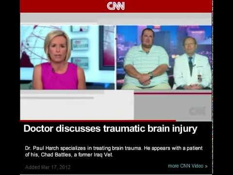Dr Paul Harch Interviewed on CNN with Randi Kaye