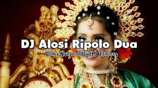 DJ Bugis Alosi Ripolo Dua • Remix Slow 2020 • TIKTOK VIRAL [ DJ Minions ]