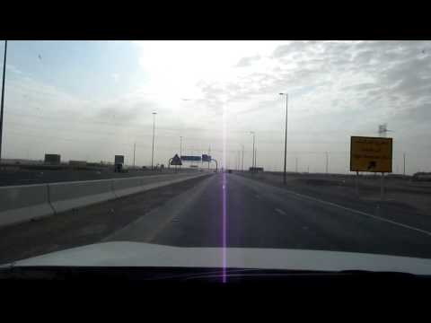Doha  industrial zone drive.MOV