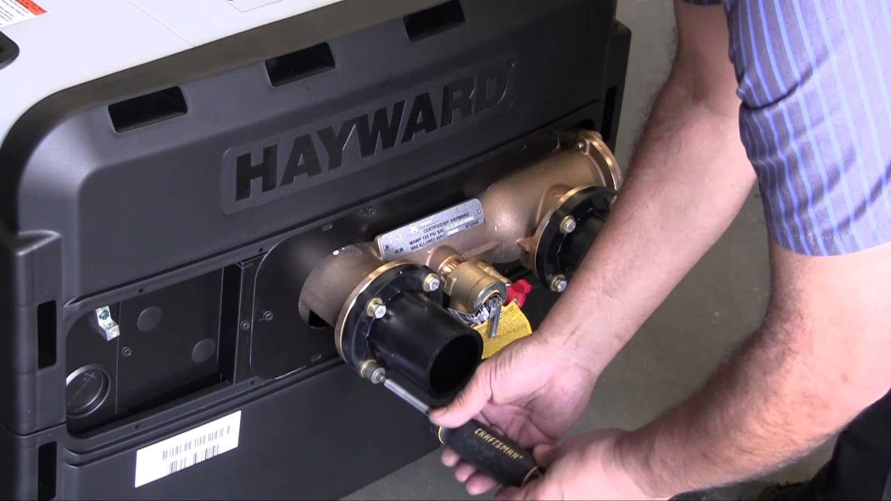 small resolution of universal h series asme gas heater installation start up and troubleshooting youtube