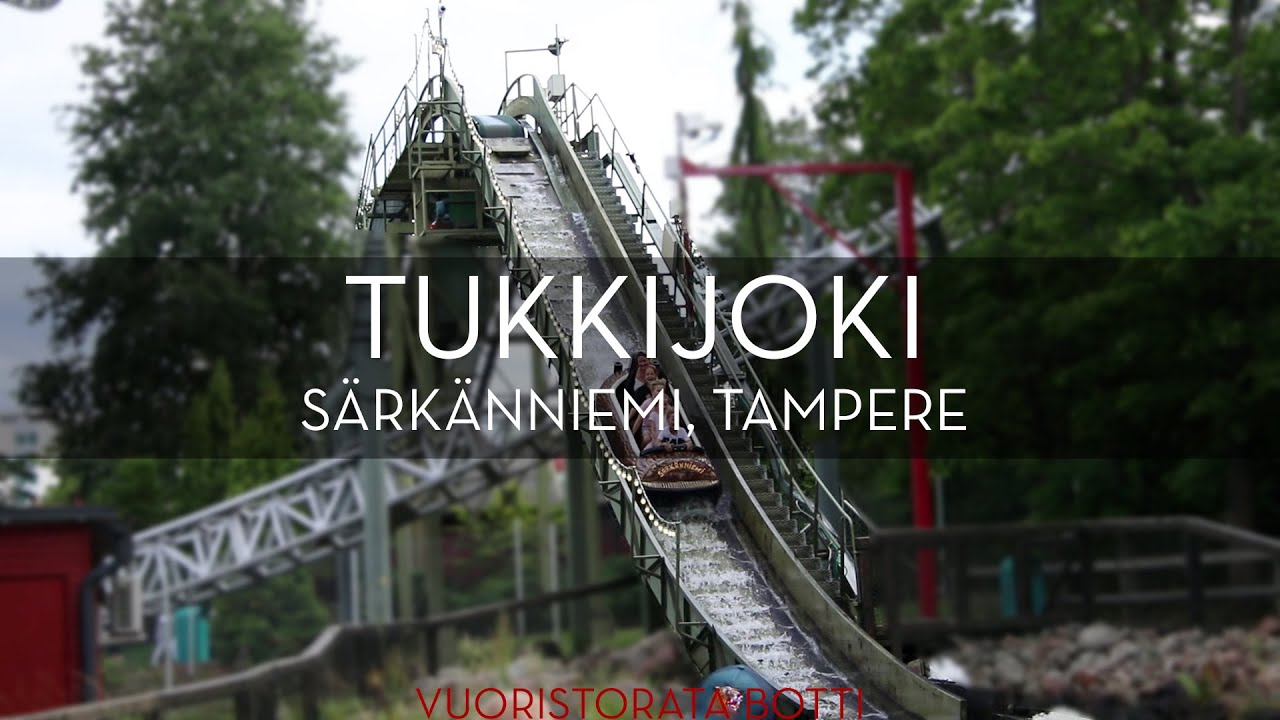 Särkänniemi Tukkijoki