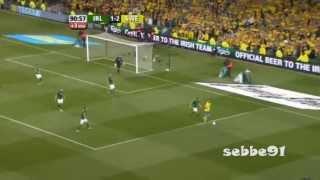 Irland-Sverige (1-2) VM-kval 2013 (Radiosportens kommentatorer)