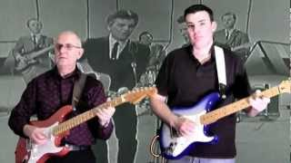 Cathys Clown- Everly Brothers - Instrumental cover by Steve Reynolds and Dave Monk