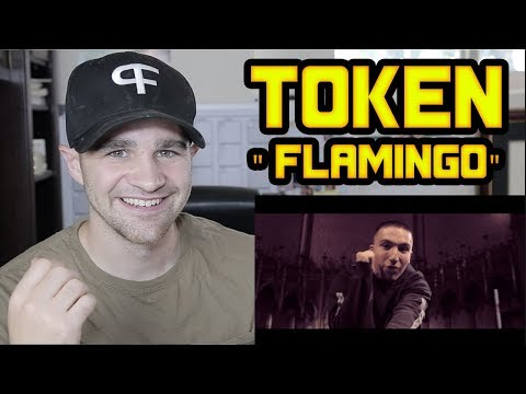 Token - Flamingo REACTION!!!