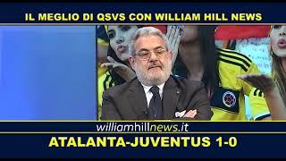 QSVS - I GOL DI ATALANTA - JUVENTUS 1-0  TELELOMBARDIA / TOP CALCIO 24
