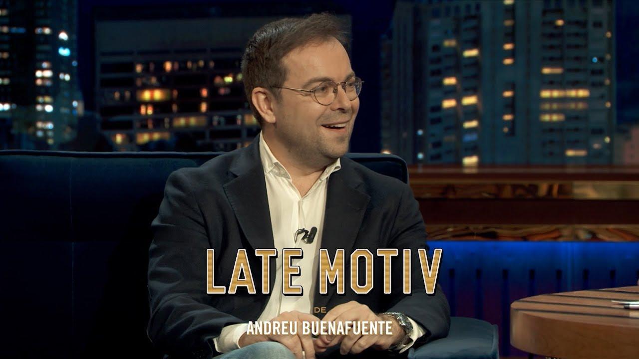 LATE MOTIV - Javier Sierra. 'Otros mundos' | #LateMotiv311