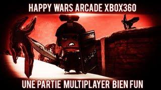 Happy Wars: Une partie en multi bien fun - A L