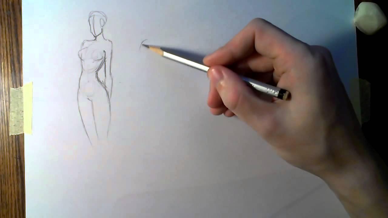 Бесплатно найти как нарисовать обнаженных женщину и мужчину фото 277-788