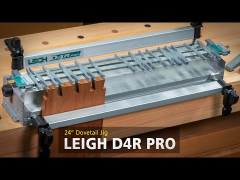 Leigh D4R (Pro) Dovetail Jig