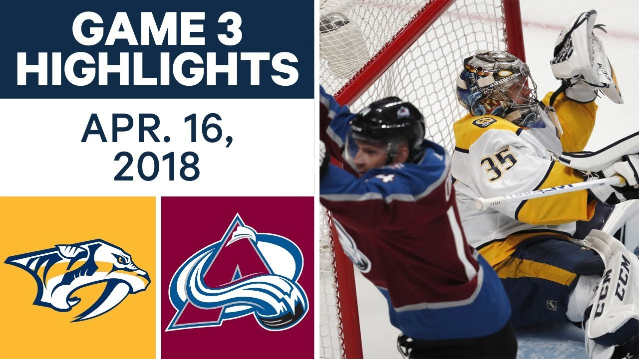 Predators vs. Avalanche: 3 things to watch in Game 6 of NHL first-round ...