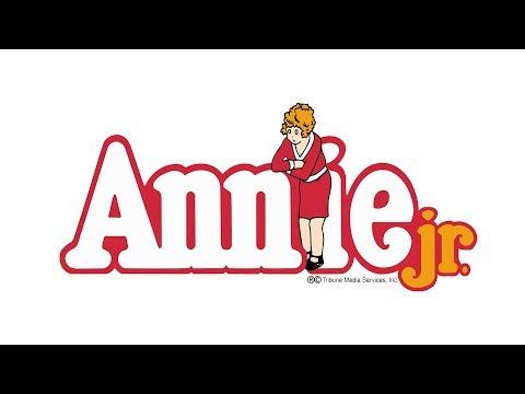 Jordan Catholic School - Annie Jr Play
