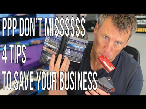 4-tips-for-small-business-survival:-credit-cards-can-save-your-finances-ppp-sba-loan-stimulus