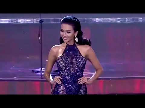 INDONESIA - Miss Grand International 2017 Preliminary Competition