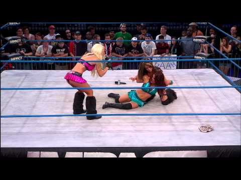 The Beautiful People give Madison Rayne a Makeover (April 24, 2014)