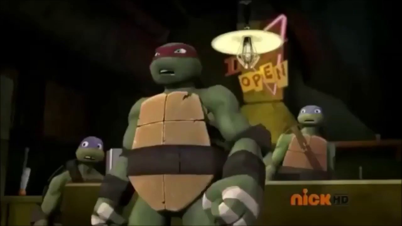 Tmnt 2012 Mikey Just Found Out He S A Mutant Team Skyylar Youtube