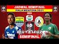 Jadwal Semifinal Piala Menpora 2021 - Persib vs PSS - Live Indosiar