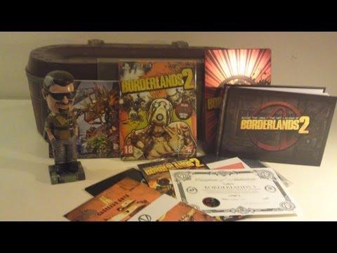 Коллекционное Издание Borderlands 2 - Ultimate Loot Chest Edition