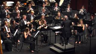 UNC Wind Ensemble - Serenade from The Valencian Widow | Khachaturian arr. Somers