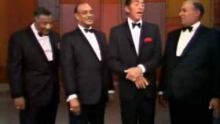 Dean Martin & The Mills Brothers - Up a lazy river.avi