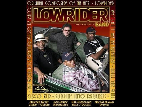 Lowrider Band, Homes For Vets Now Concert, Fresno CA, 04/05/2014