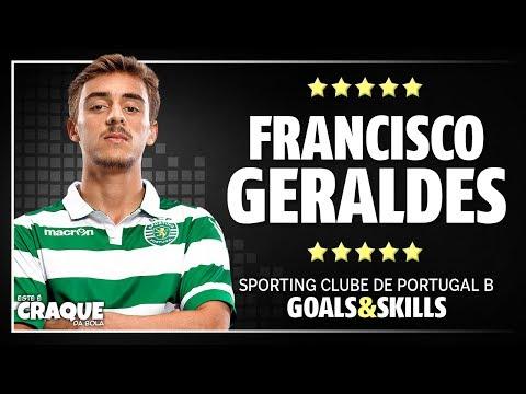 FRANCISCO GERALDES ● Sporting CP B ● Goals & Skills